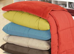 柏诗瑞 抱枕两用被子空调被汽车靠枕靠垫被子两用 多功能抱枕被,靠垫,
