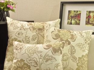原创!沙发靠垫/靠垫套/抱枕/抱枕套/靠枕 不含芯*Baroque,靠垫,