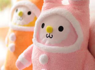 日单 可爱马戏团小丑兔  抱枕 靠垫 2色选,靠垫,