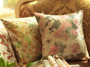 【自然风】蛇纹(豹纹)抱枕 时尚四色可选,靠垫,