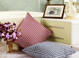 伊享居 靠枕靠垫 抱枕 全棉带芯 创意 沙发 办公室,靠垫,
