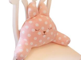 可爱床头靠垫办公室护腰枕腰垫腰靠汽车抱枕创意沙发靠枕大靠背垫,靠垫,