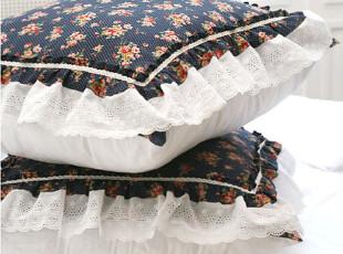 『韩国网站代购』有个地方叫passau 浓清复古花开芳菲靠垫,靠垫,