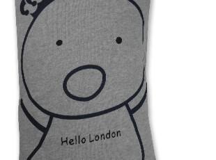 台湾YVONNE 以旺娃娃贴布绣抱枕 欢庆伦敦奥运限量版 正品,靠垫,