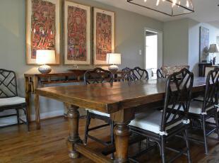 qq餐厅餐桌怎么取消_餐厅 餐桌 家具 装修 桌 桌椅 桌子 990_660