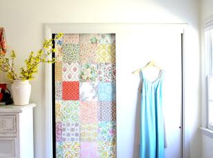 门之魔法——普通衣柜的清新蜕变