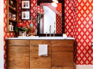 大胆设计 绝世之美——小型浴室大赏