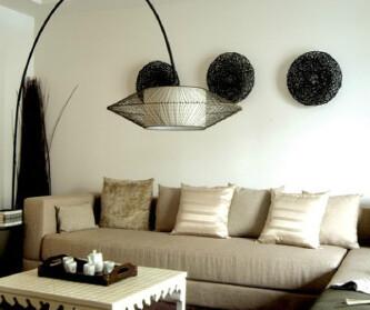 130平现代中式居室