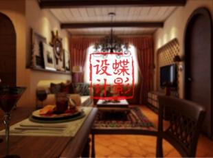 谁空间里有黄2014_在设计中用拱形门贯通整个空间,延续到电视背景墙和沙发墙,与顶部假