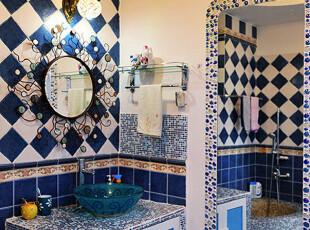2013-03-23 13:44:58,地中海风情,浴室,