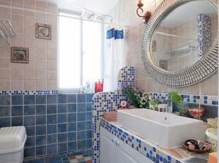 2013-03-24 10:48:48,地中海风情,浴室,