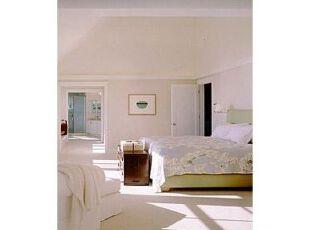 床榻物语:三分大胆,七分精致,卧室,简约,白色,