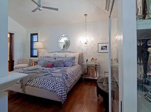 床榻物语:三分大胆,七分精致,卧室,欧式,白色,