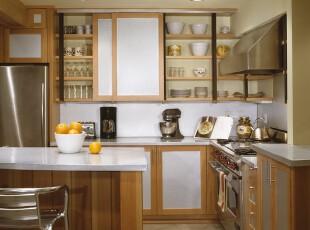 精挑细选橱柜,打造一流厨房,厨房,现代,原木色,