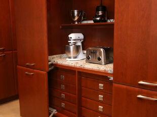 精挑细选橱柜,打造一流厨房,厨房,新古典,原木色,