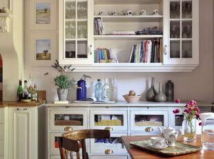 精挑细选橱柜,打造一流厨房,厨房,欧式,白色,
