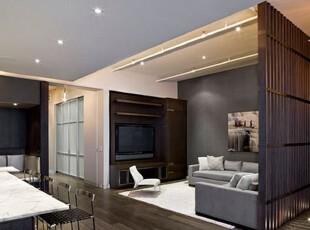 在这个寸土寸金的时代,想要每一寸面积都利用极致,可巧用客厅隔断设计,将客厅区域共享于其它的功能区,打造一室多用魅力空间。 ,客厅,日式,现代,原木色,