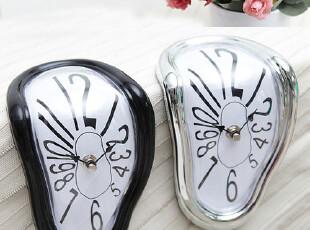 最美时光之创意时钟,墙面,简约,黑白,