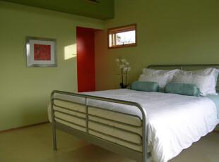 优质睡眠,简约生活,卧室,简约,现代,绿色,白色,