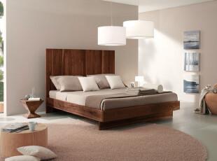 优质睡眠,简约生活,卧室,地台,简约,白色,