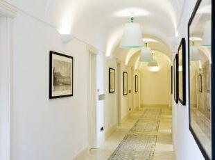 ,走廊,欧式,白色,