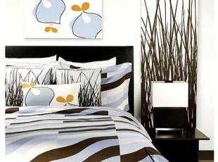 ,卧室,墙面,简约,黑白,原木色,