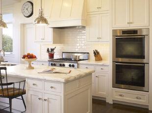 ,厨房,简约,白色,