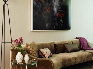 ,客厅,墙面,欧式,原木色,