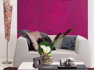 ,客厅,灯具,墙面,小资,紫色,