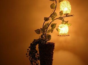 ,灯具,田园,欧式,黄色,