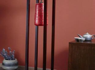 ,灯具,中式,原木色,红色,