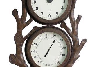 时针分钟秒针分开的挂钟