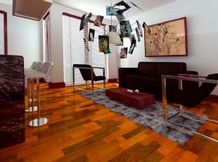 日式风格,客厅,灯具,墙面,地台,日式,现代,原木色,