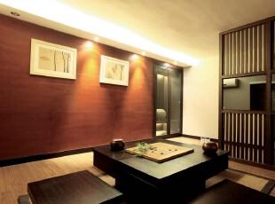 日式风格,客厅,日式,现代,黑白,原木色,