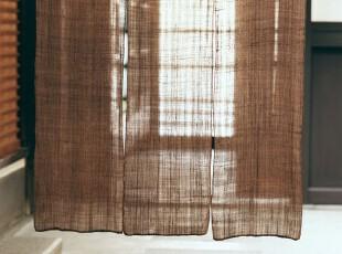 日式风格,玄关,窗帘,日式,