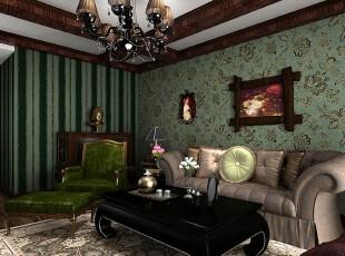 欧式装修,墙面,客厅,欧式,绿色,原木色,