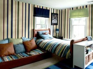 欧式装修,墙面,窗帘,卧室,地中海,绿色,
