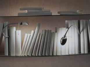 ,灯具,现代,宜家,白色,