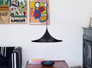 ,灯具,现代,简约,黑白,