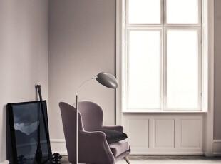 ,灯具,现代,紫色,