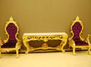 ,客厅,新古典,紫色,黄色,