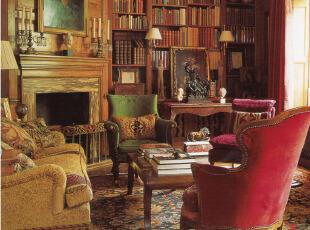 难以忽视的书架