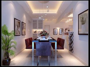 餐厅-谷居家居装修设计效果图图片