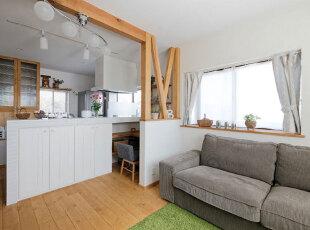 日式客厅:简洁中的优雅
