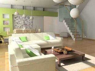 增强客厅的空间感