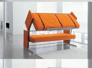 高科技家具,沙发可变上下双层床