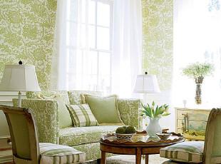 绿色的小清新感觉