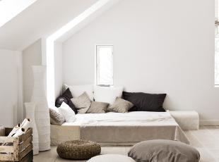 简约的卧室