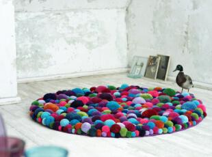 创意的地毯