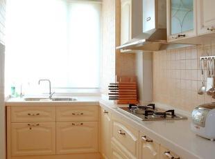 一款美式乡村设计-厨房